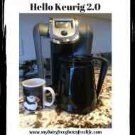 Say Hello to the new Keurig 2.0
