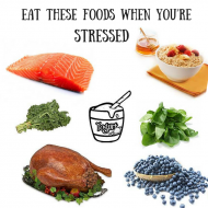 Eat These Foods When You're Stressed