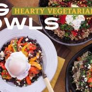 Hearty Vegetarian Meals, Big Bowls Online Cooking Class