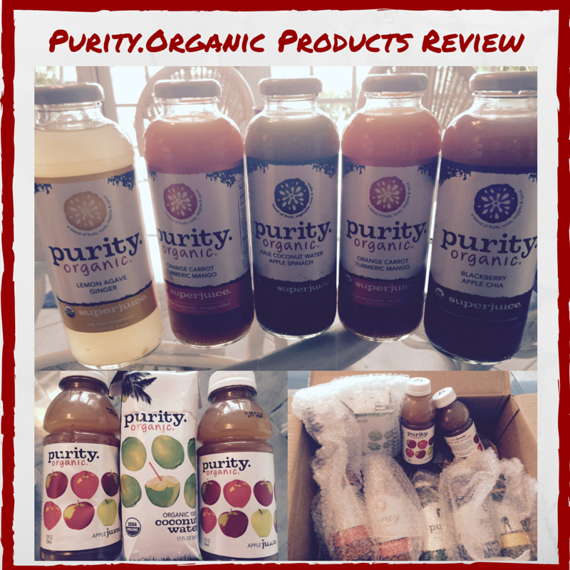 Purity.Organic Products Review