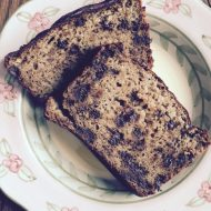 Banana Chocolate Chip Bread Glutenfree Dairyfree @Mockmill