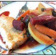 Deep Dish Fish & Veggies