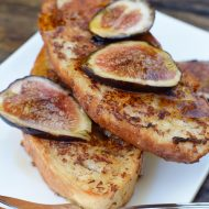 Fig Breakfast Bake