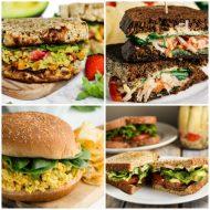 20 Vegan & Gluten Free Sandwiches