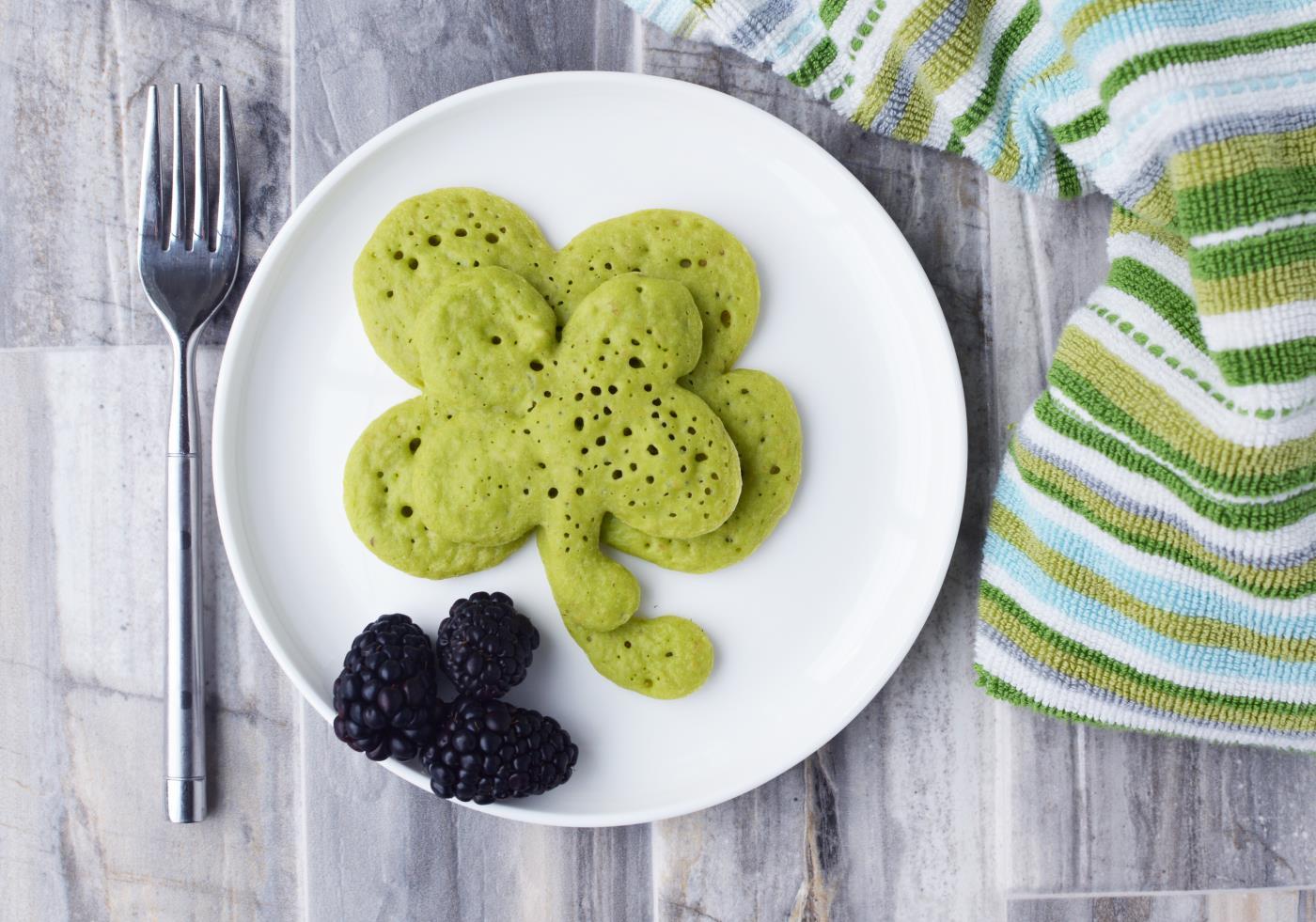 Kale Pancakes