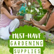 Must Have Gardening Supplies