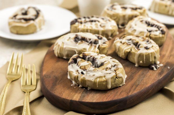 Gluten & Dairy Free Cinnamon Roll