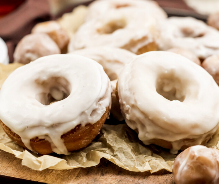 Raised Glazed Donuts