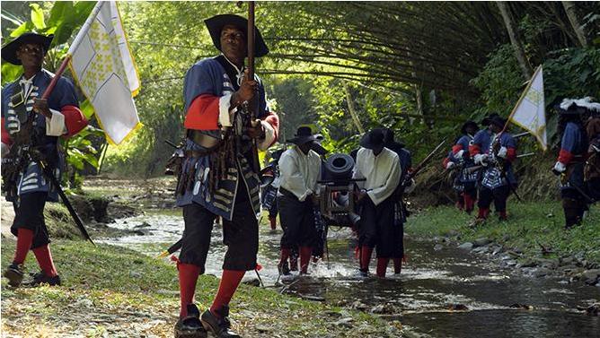 Tobago 1677