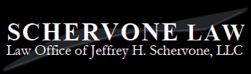 Logo Schervone Law Background