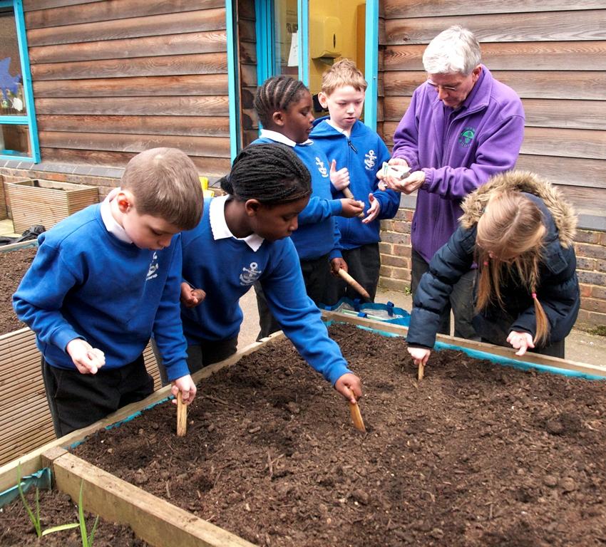 The Gardening Club