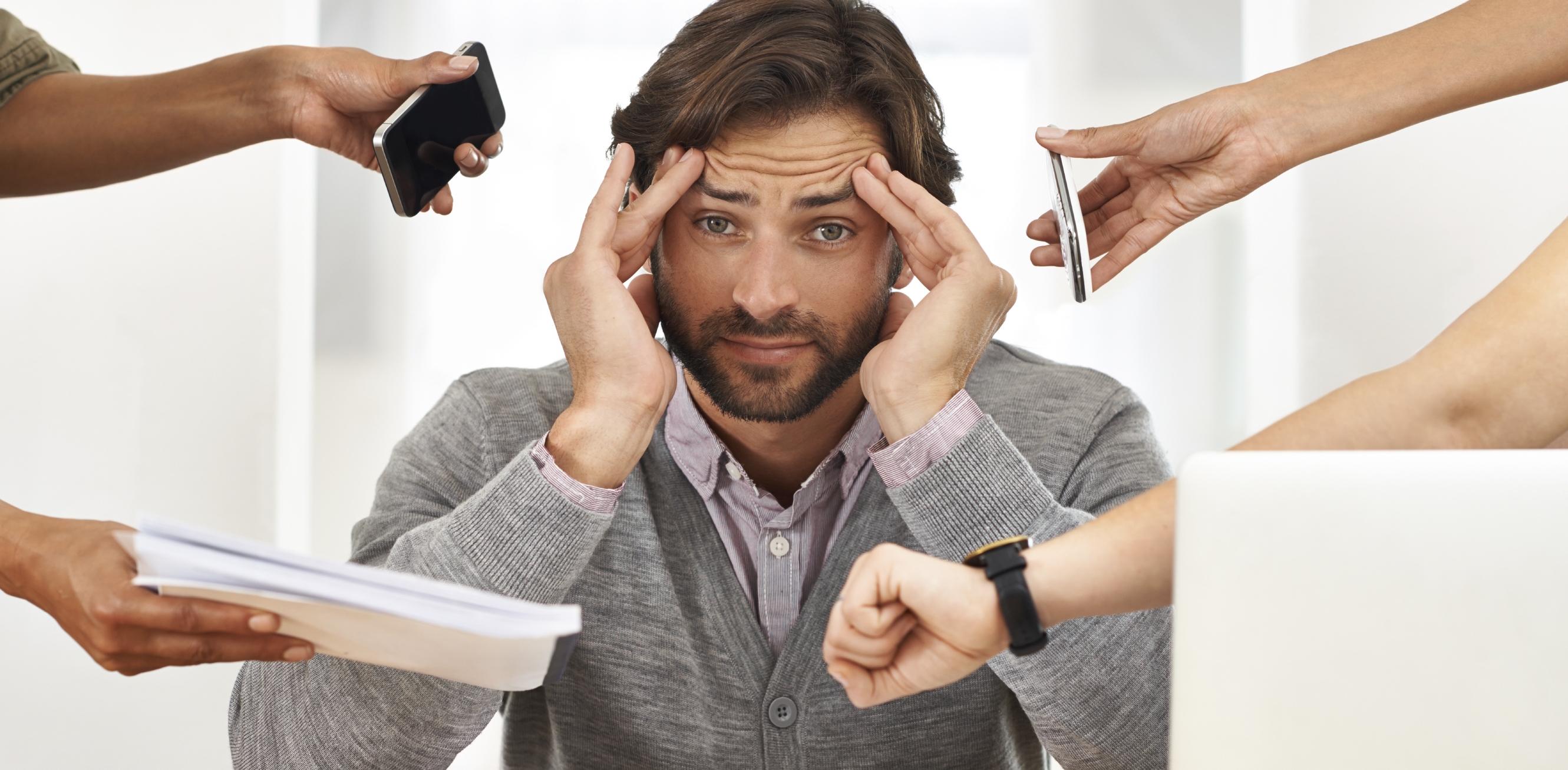 Como uma Rede Social Corporativa pode te salvar do estresse