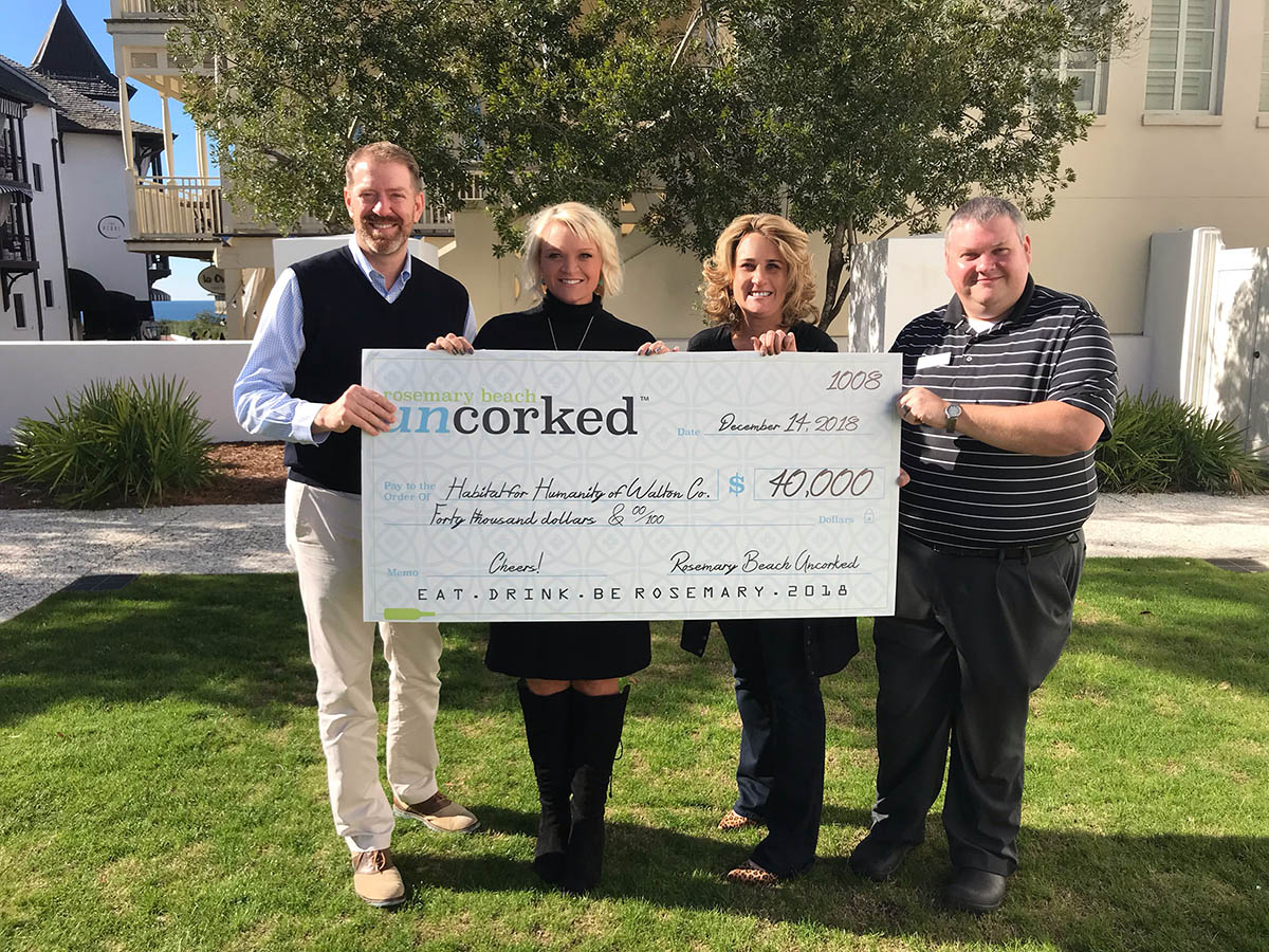 RBCRC for Uncorked