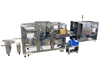 TR series tray loading forming machines