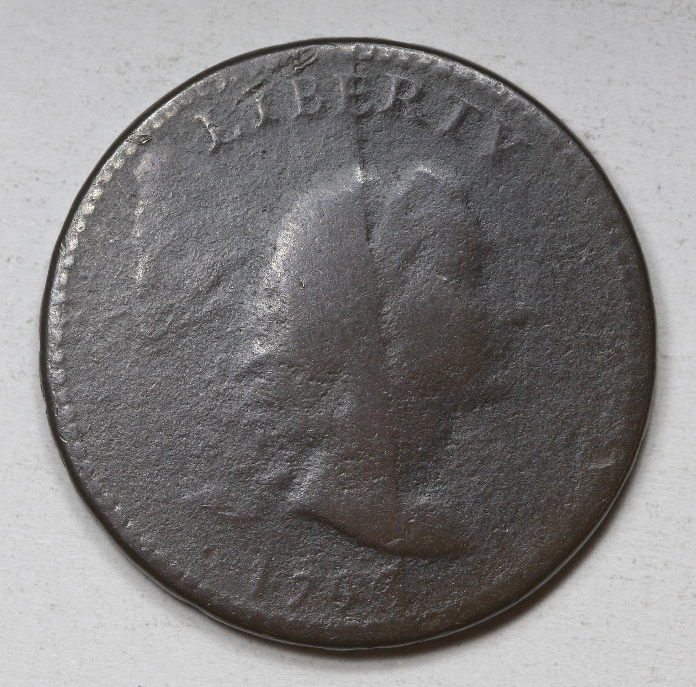 1793 Large Cent