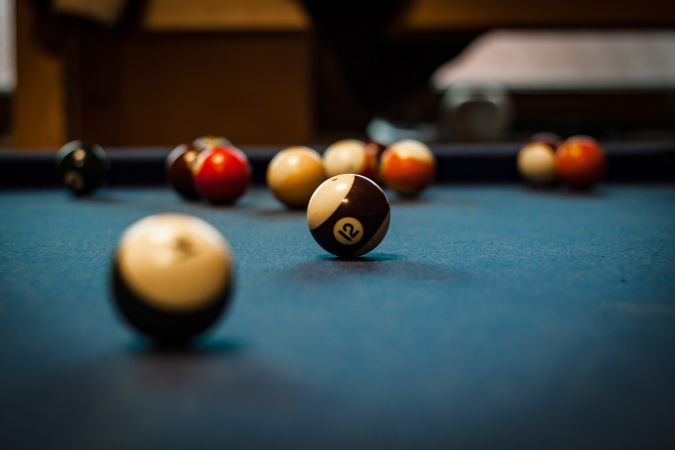 Monte Carlo Productions - Games - Pool Table