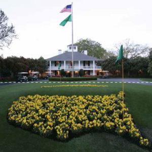 Augusta Golf Club Backdrop
