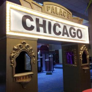 Broadway Theater Facade