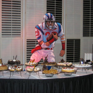NFL Themed party