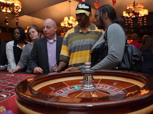 Casino party Atlanta