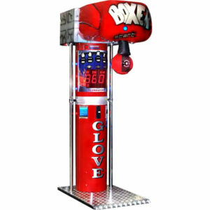 Boxer Machine Arcade game for carnival and team building