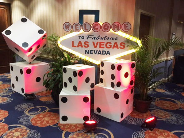 Vegas Theme party