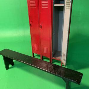 Sports locker props