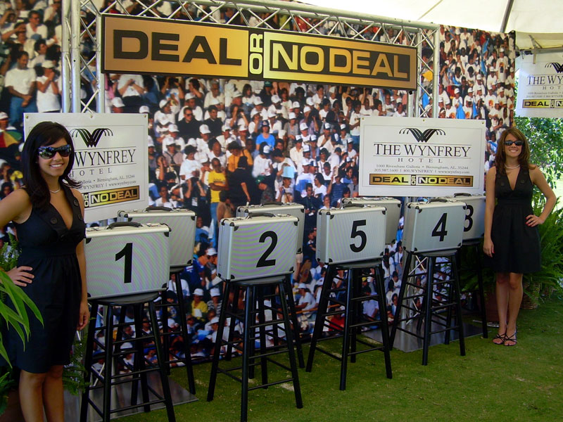 Deal or no Deal Monte Carlo productions Game shows