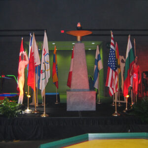 National Flags for rent