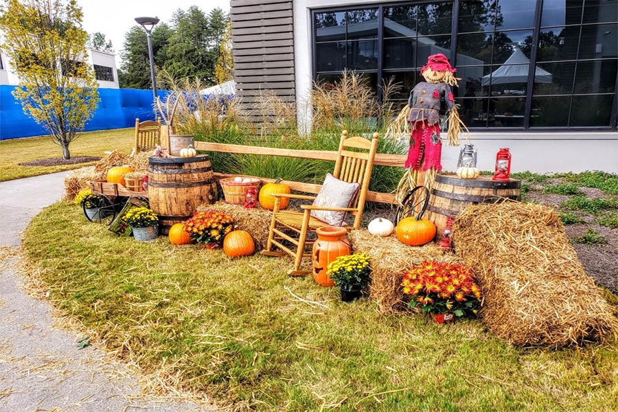 Fall Festival Theme Decor