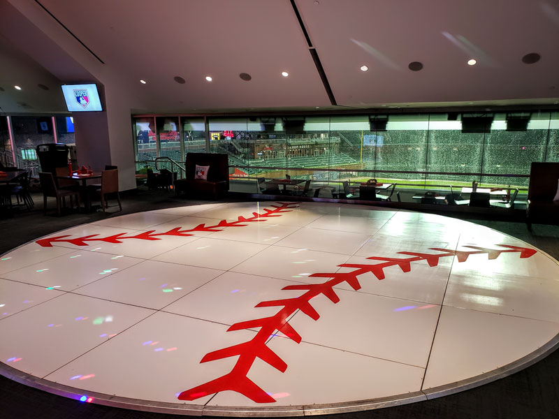 Baseball Theme Decor