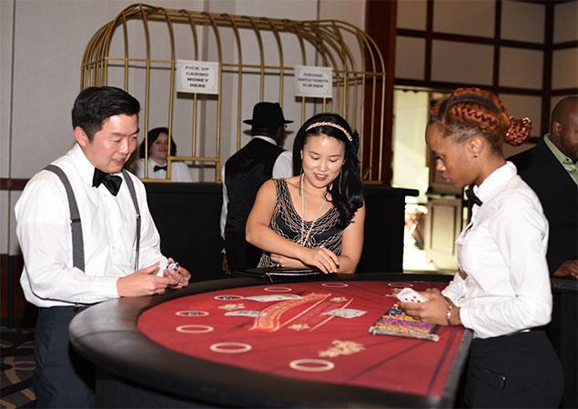 Casino Dealer Application Monte Carlo Productions
