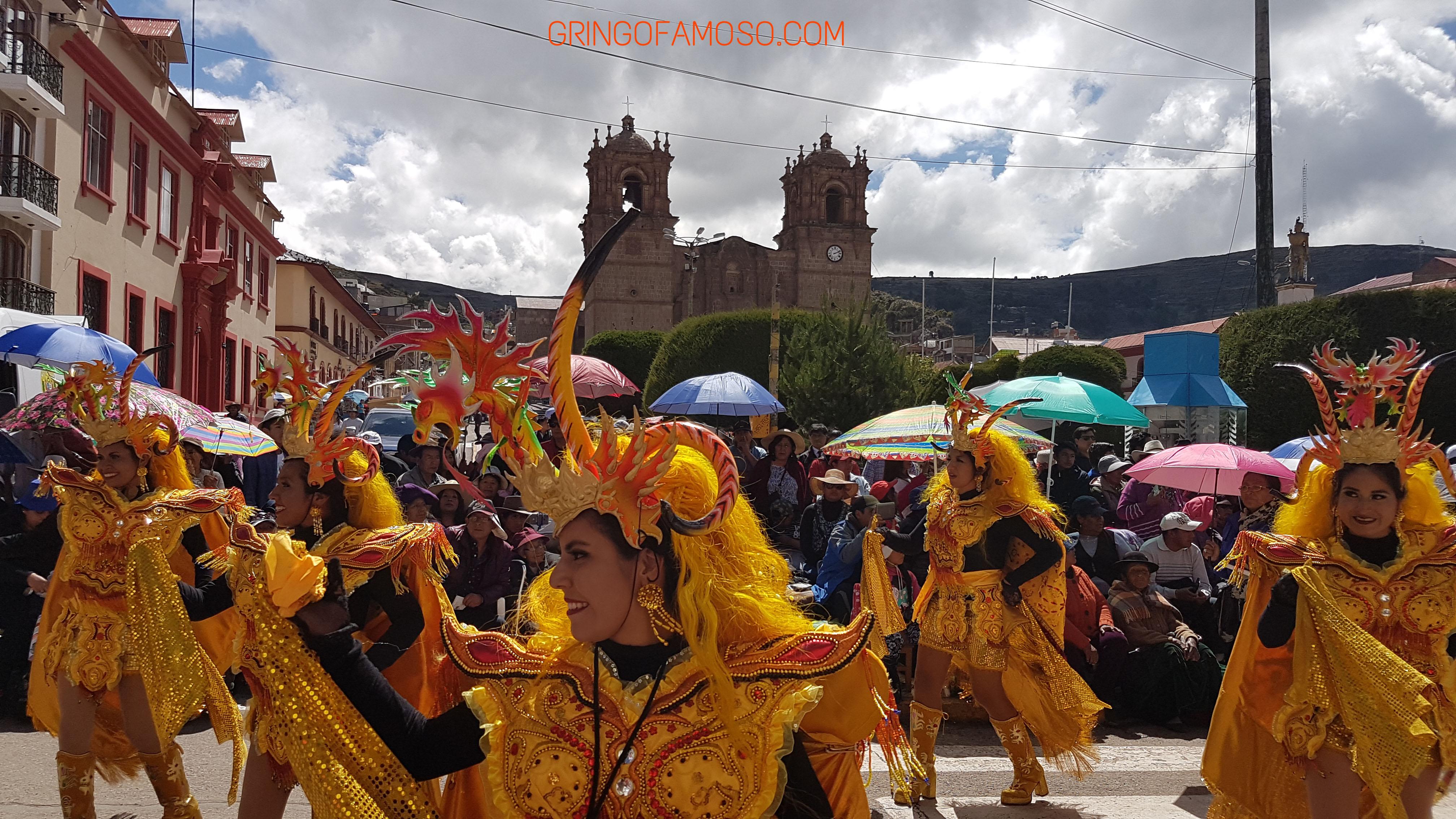 La Festividad de la Virgen de la Candelaria de Puno