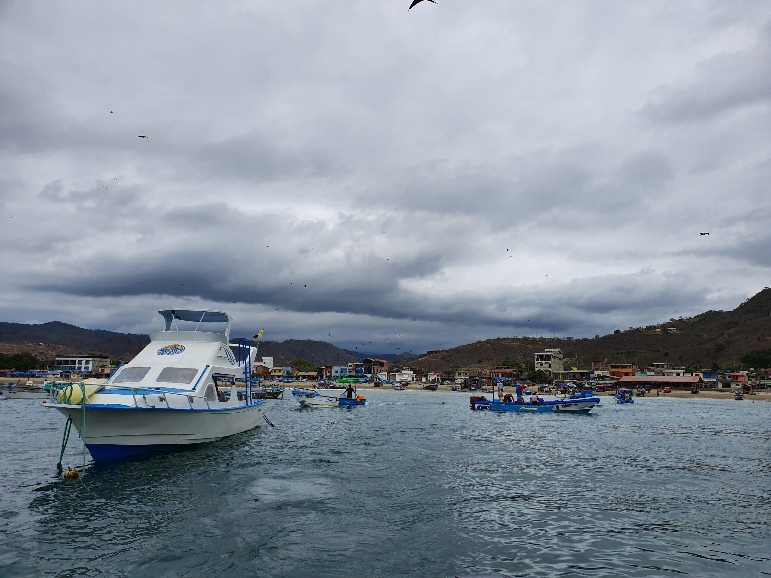 Isla Salango