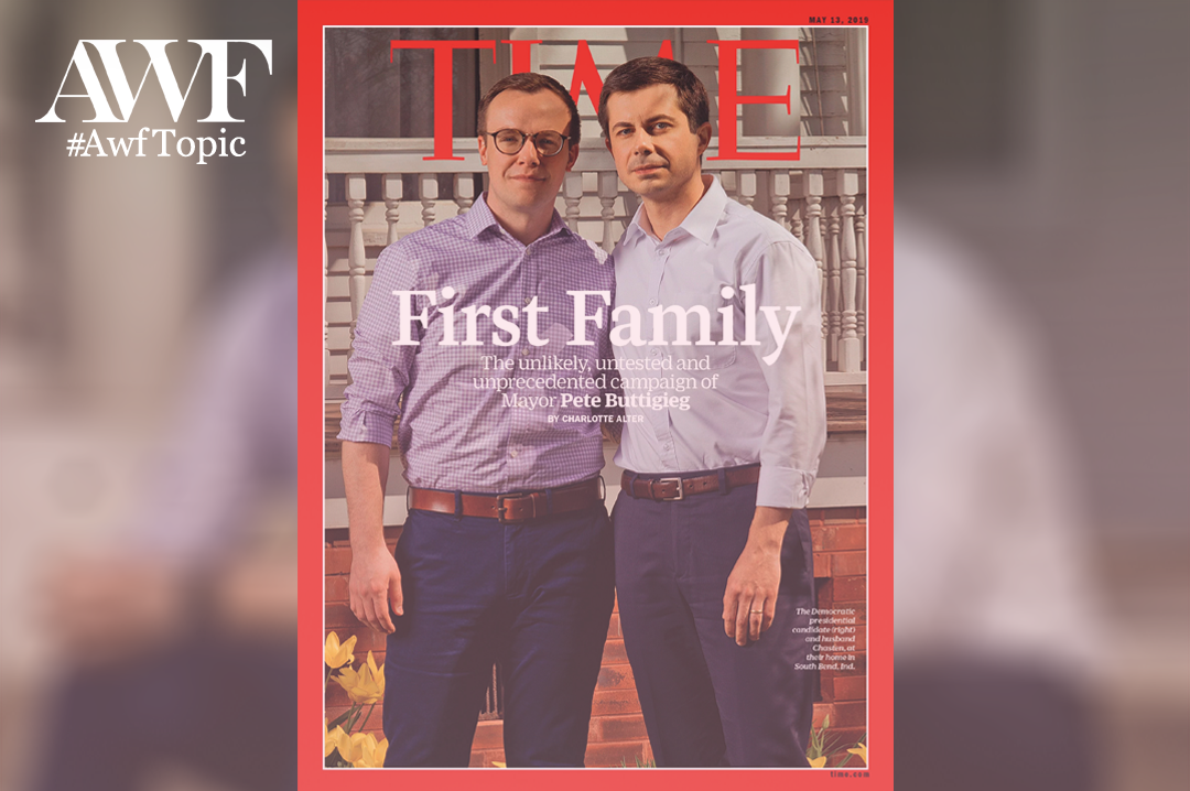 Struggling To Find Third On Apps, Couple Tries Cover Of Popular Magazine