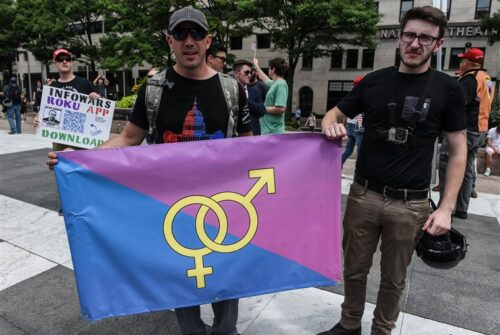 BREAKING: These Straight Pride Marchers Are Single, Ladies!