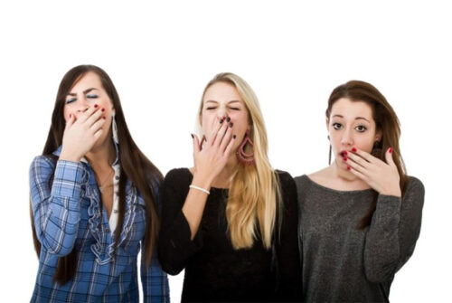 Straight Pride Parade Violates Noise Ordinance After Hundreds Yawn in Unison