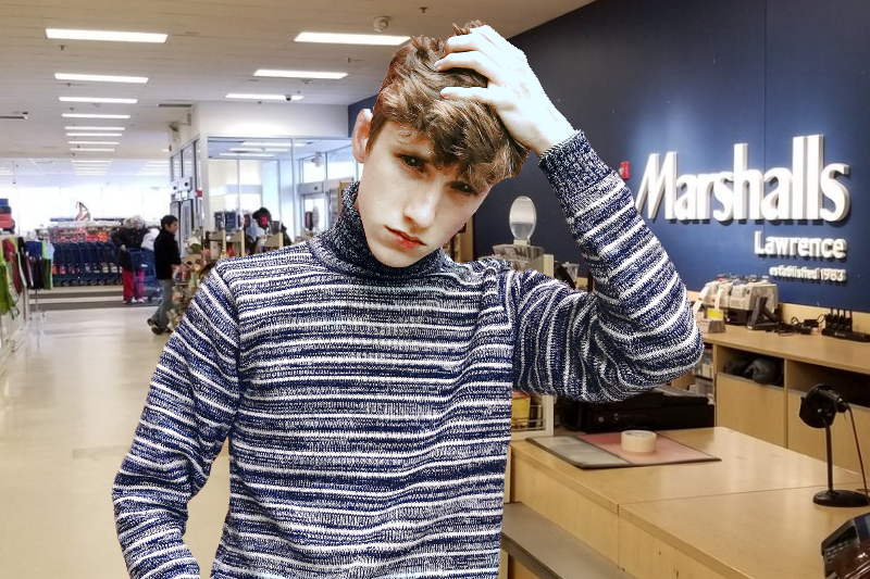 After Landmark SCOTUS Decision, Evil Gay Cashier At Local Marshall's Can't Be Fired