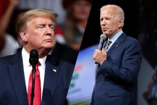 Straight Cisgender White Man Guaranteed Presidential Election Win