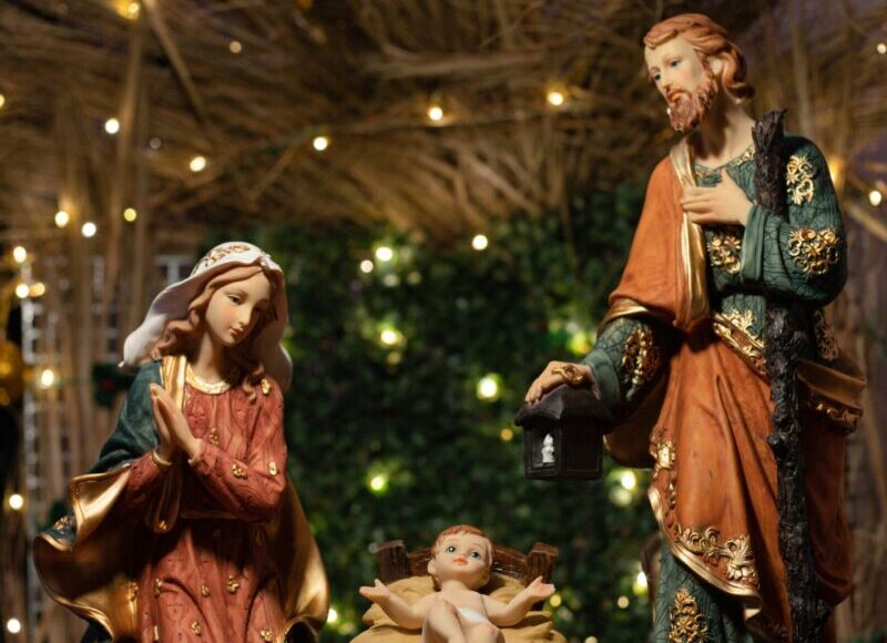 God and Joseph Reveal That Mary Was Just Their Surrogate