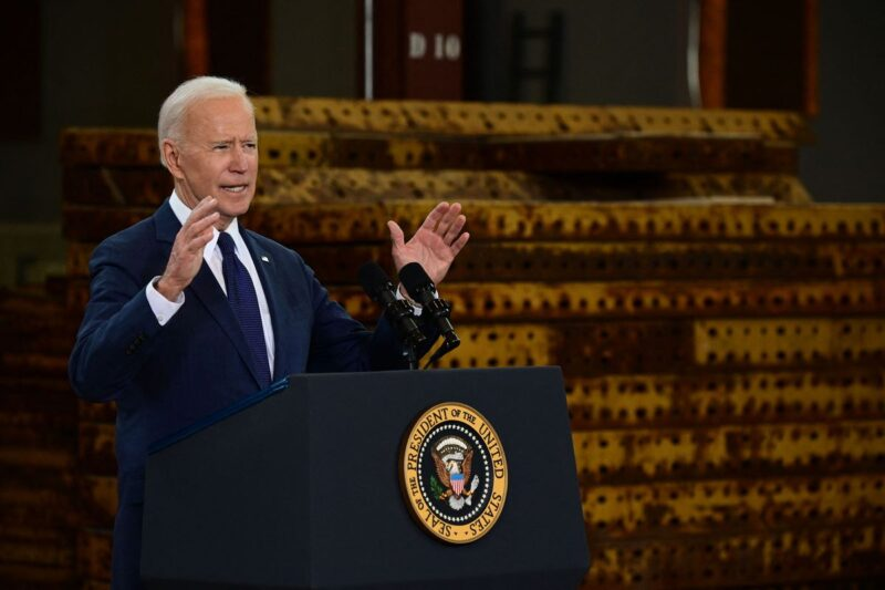 Biden Unveils Recovery Plan to Keep Improv Theaters Closed