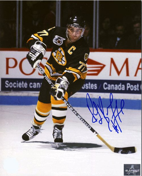 Ray Bourque Signed Photo Boston Bruins 8x10|