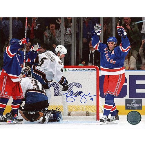 Brendan Shanahan New York Rangers Autographed Photo 8x10