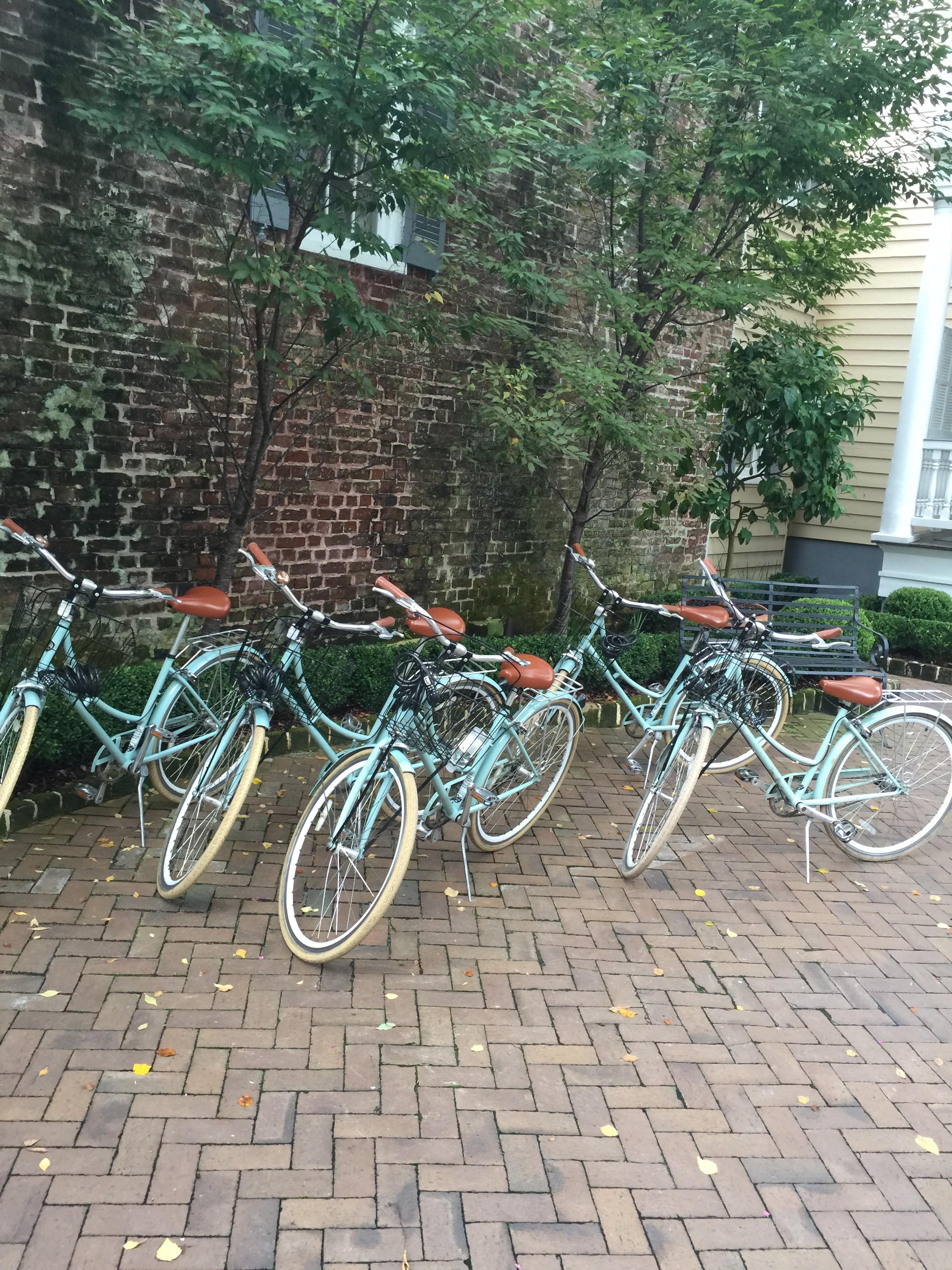zero george bicyle