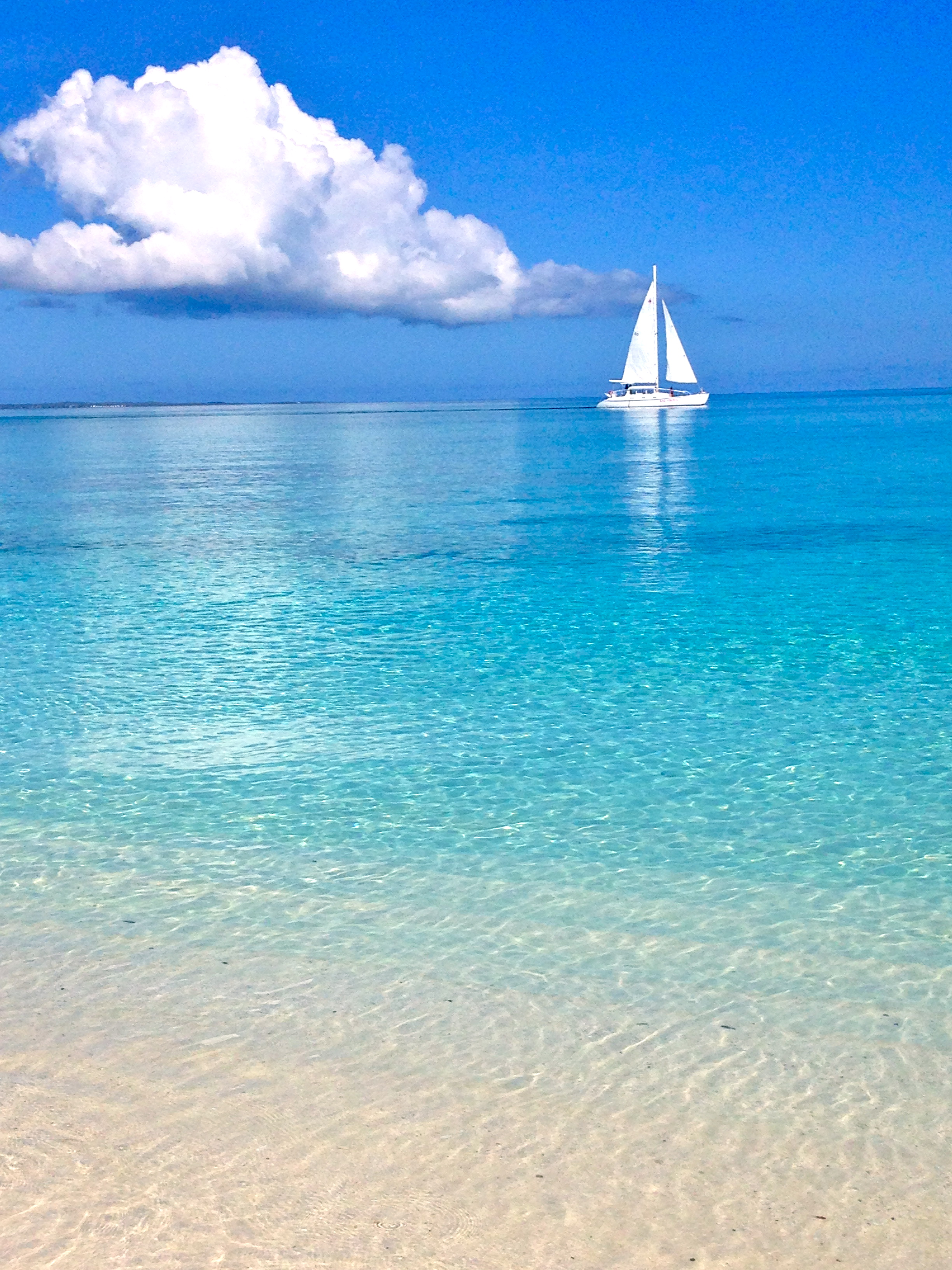 Leeward/Pelican Beaches