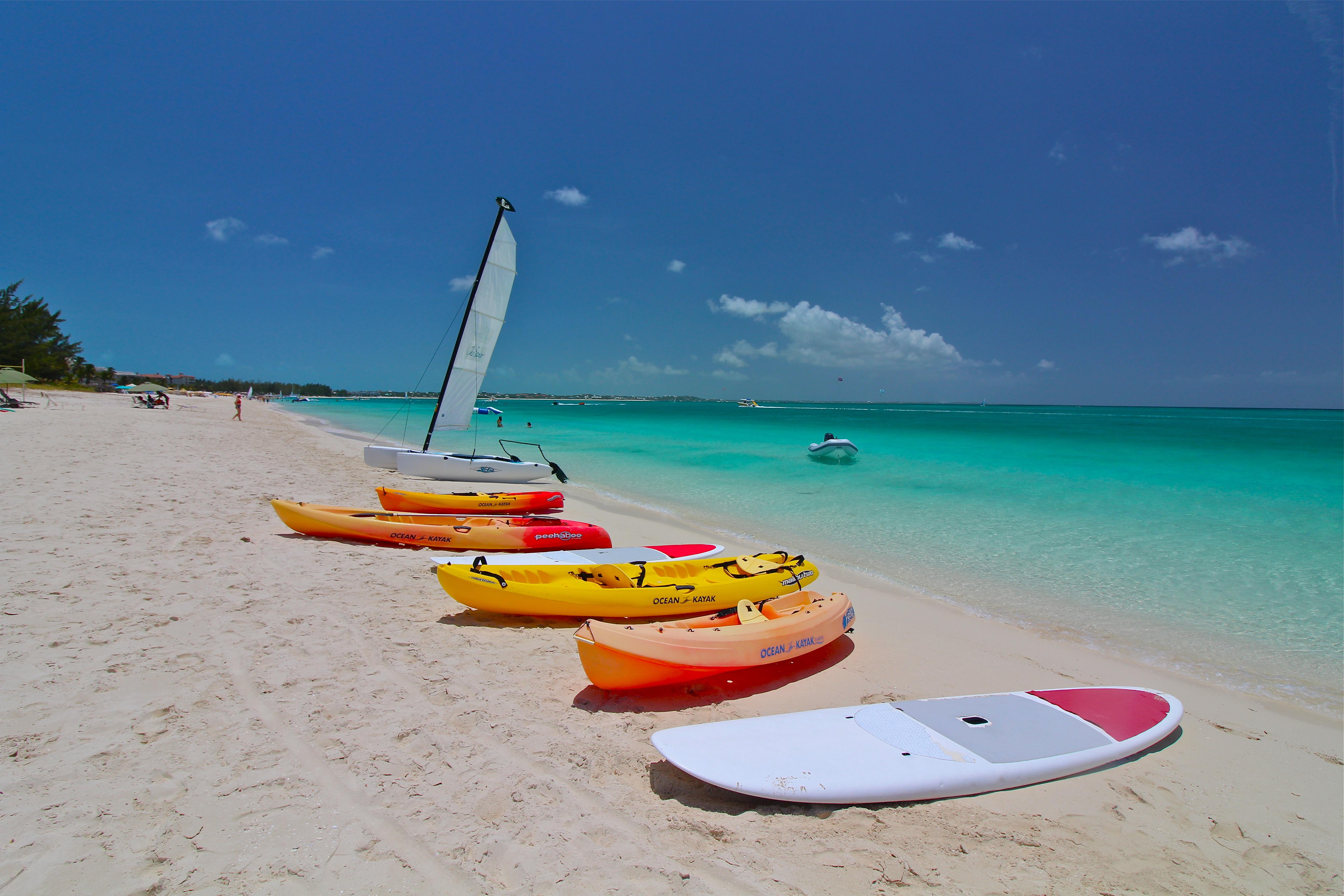 Kayaks and Hobies