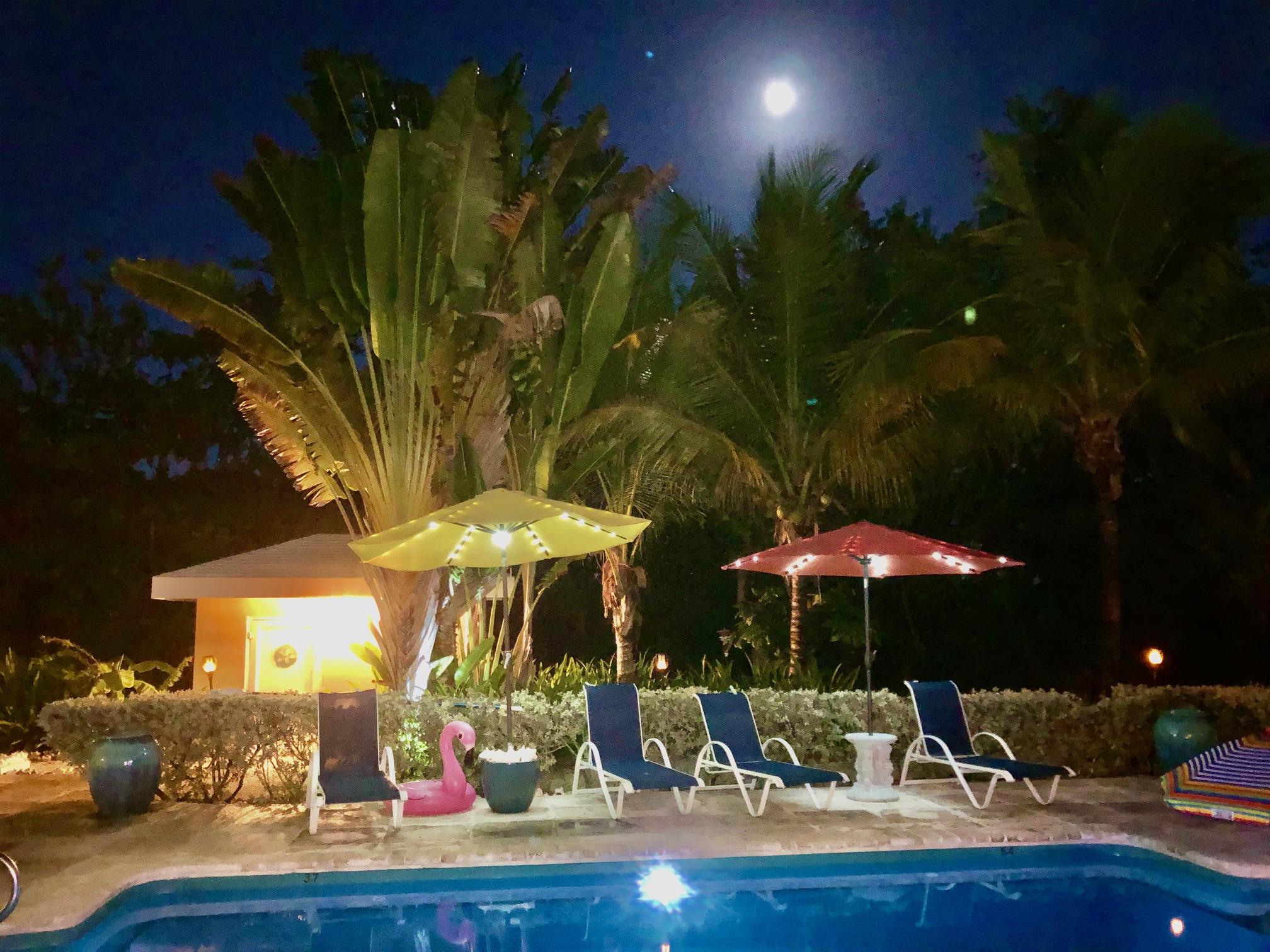 Full Moon at Barefoot!