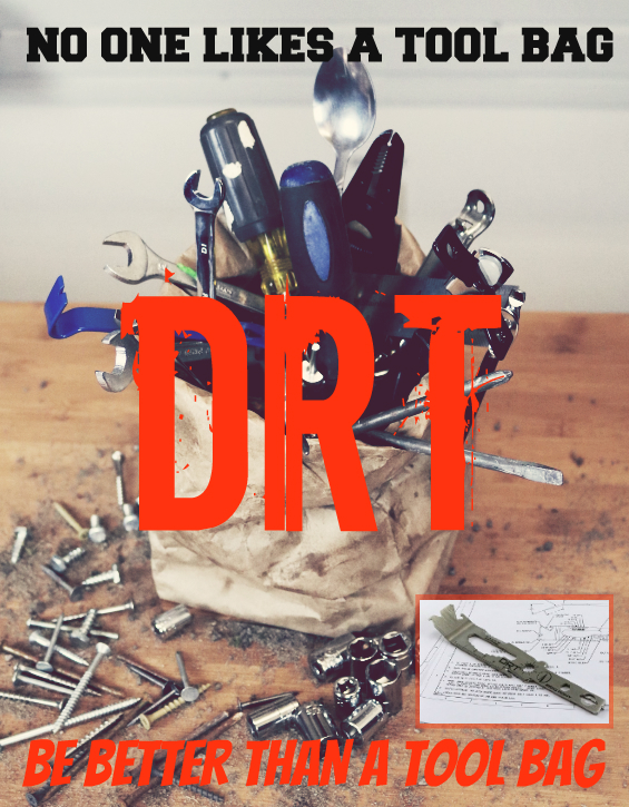 No One Likes a Tool Bag DRT