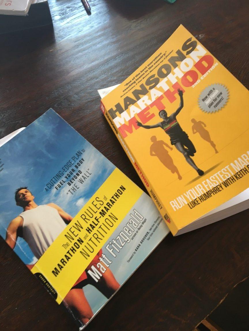 Perry Training Books Hansons Marathon Method