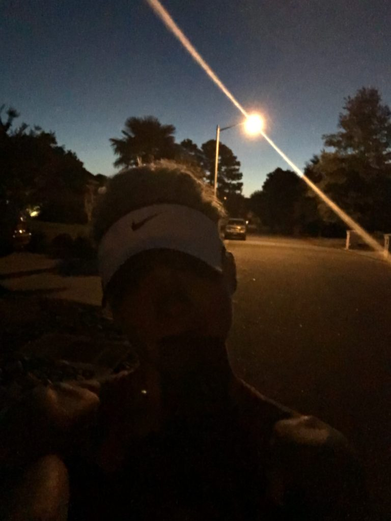 Stacy Sasnett Marathon Running